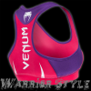 venum body fit top pink purple 2