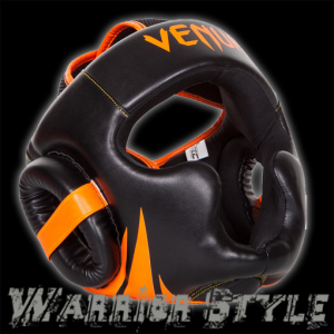 casco-venum-challenger-2.0-neo-orange-black 1